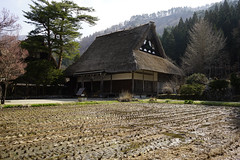 Gassho-Zukuri House (aldian.silalahi) Tags: gassho house sleeping overnight zukuri stay ogimachi traditional dinner hearth breakfast japanese old heritage vacation