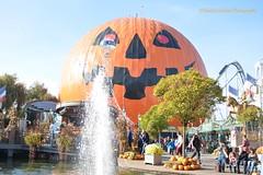 Halloween EuropaPark - Germany (khalid.lebdioui) Tags: halloween europapark citrouille attraction nikon d5200 germany deutschland
