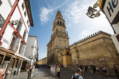 Crdoba - Mosque Cathedral (JOAO DE BARROS) Tags: mosque cathedral street spain joo barros architecture monument