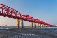 Harry_31245a,,,,,,,,,,,,,,,,, (HarryTaiwan) Tags:                 yunlin xiluo yunlincounty xiluotownship bridge     harryhuang   taiwan nikon d800 hgf78354ms35hinetnet adobergb