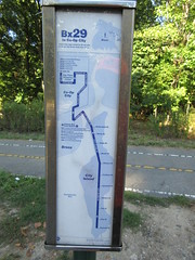 BX29 MTA bus stop at Orchard Beach Circle in Pelham Bay Park, Bronx, New York City (RYANISLAND) Tags: park orchard beach orchardbeach orchardbeachny orchardbeachnyc orchardbeachnewyork orchardbeachnewyorkcity orchardbeachbronx orchardbeachthebronx obny obnyc thebronx bronx bronxriviera ny nyny nyc nys newyork newyorknewyork newyorkcity newyorkstate outdoors nature pelham bay pelhambay pelhambaypark longislandsound urban urbanpark robertmoses daboogiedownbronx boogiedownbronx thebigapple summer summerfun summervacation summerbeach 2016