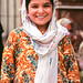 Smiling girl in Rawalpindi, Pakistan パキスタン、ラワールピンディー 笑顔の少女