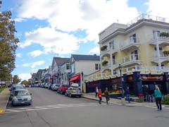 West End of Main (keyphan06) Tags: newenglandfall 2016 maine barharbor streetscenes