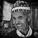 Barber in the medina, Marrakech, Morocco