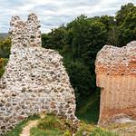 Eastern Europeane castle ruins / Osteuropäische Burgruinen thumbnail