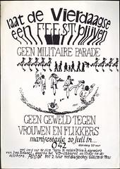 1984 Laat de Vierdaagse een feest blijven