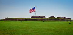 Fort McHenry National Monument - Baltimore MD (mbell1975) Tags: baltimore maryland unitedstates us fort mchenry national monument md usa america american historic festung fortress citadelle citadel castelo borg 1812 war battle flag