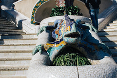Dragon (Emanuel Castelo) Tags: barcelona bcn catalunya architecture gaudi sagrada familia guel batllo casa house arc triumph park street people sky details travel sea