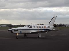 99/ABO Socata TBM 700 (Aircaft @ Gloucestershire Airport By James) Tags: gloucestershire airport 99abo socata tbm 700 egbj james lloyds