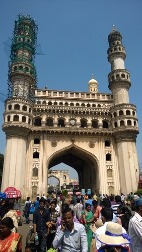 Charminar - View from the street
