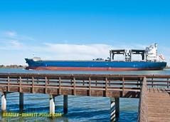 Star Kirkenes_1485 LR (bradleybennett) Tags: cargo vessel ship shipping delta water river ocean tanker antioch starkirkenes star kirkenes port stockton