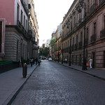 Calles del Centro Historico