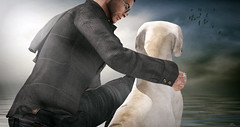 Dogs are the best friends (xxStanxx (Client & Sponsor list open)) Tags: secondlife eclipsedesign kunst swallow haysuriza gabriel scene landscape virtualworld urworld maleshop