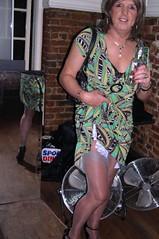 Peeking slip 2009 2010 (18) (janegeetgirl2) Tags: transvestite crossdresser crossdressing tgirl tv ts stockings heels garters nylons glamour stilettos fully fashioned high vintage seams peeking slips petticoat suspenders jane gee