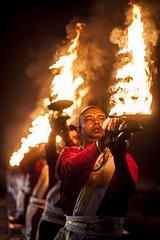 pure as fire (arju16) Tags: canon canoneos40d dhrubajyotibhoktiari aarti gagnaaarti trivenighaat rishikesh haridwar rituals gangarituals smoke fire mahaaarti divotees diyas lamps bells