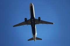 Airbus flyover (DavidMethvinPierce) Tags: airbus airplane flyover