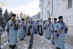 20. Arrival of Sanctities at Lavra / Прибытие святынь в Лавру 01.12.2016