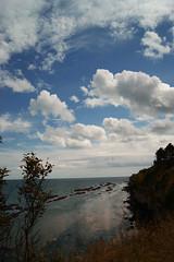 Saint Andrews (Michela Renna) Tags: sea ocean water scotland saintandrews saint andrews clouds sky travel traveling aroundtheworld world reflections