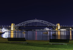 Blue's Point - Sydney Harbour Bridge
