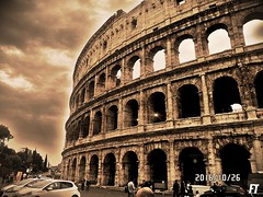 Vicino al Colossea (triziofrancesco) Tags: roma lazio italy colosseo triziofrancesco colosseum anfiteatro history romani antichi capitale capital