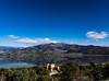 Abandoned next to the water (papaeuth) Tags: greece prespes temple lake lanscape agiosachillios ipirosditikimakedonia gr