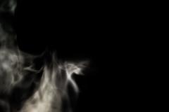 Where There's Smoke, There's Mystery (KellarW) Tags: onblack macromonday mysterious macromondays mystery smoke