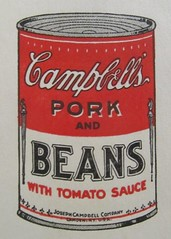Campbell's Pork & Beans (TedParsnips) Tags: campbells campbellssoupcan porkandbeans cannedgoods logo label food