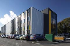 Coventry-USC (3) (jamesutherland) Tags: curtainwall aluminiumwindows entrancedoors