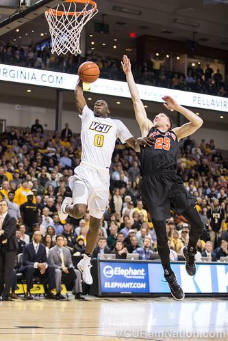 VCU vs. Princeton