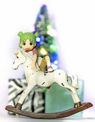 Christmas is coming (theramencupgirl) Tags: anime manga toyphotography figure nendoroid japan umaruchan himoutoumaru yotsuba christmas pancakes