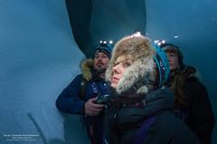 Ice caving in the Longyear glacier (The Autodidact Photographer) Tags: 5dmk2 arctic arktis canon continent dslr eos5dmkii europa europe europedunord foto fotografering kamera kontinent longyearbreen norden nordeuropa nordiccountries norge northerneurope noruega norway norwegen paysnordiques photo photography scandinavia scandinavie skandinavia skandinavien spitsbergen spitzbeergen spitzbergen svalbard icecave glacier longyearglacier meltwatercave