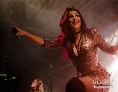 Charlotte and Merel at Backstage, München, 28/10/2016