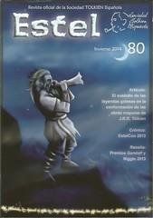 Sociedad_Tolkien_Espanola_Revista_Estel_80_portada (Sociedad Tolkien Espaola (STE)) Tags: ste estel revista tolkien esdla lotr