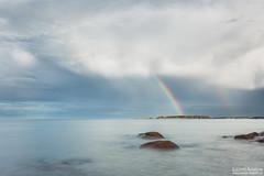 Bretagne - Octobre 2016 (Ludo.A) Tags: arcenciel couleur couleurs mer eau calme srnit pose longue
