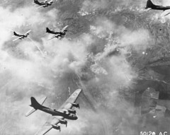 #B-17F Flying Fortresses over Schweinfurt, 17 August 1943. [1,800x1,435] #history #retro #vintage #dh #HistoryPorn http://ift.tt/2geS6Qv (Histolines) Tags: histolines history timeline retro vinatage b17f flying fortresses over schweinfurt 17 august 1943 1 800x1 435 vintage dh historyporn httpifttt2ges6qv