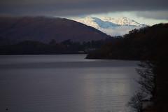 Winter coming to Loch Lomond (Ronnie Macdonald) Tags: ronmacphotos lochlomond scotland