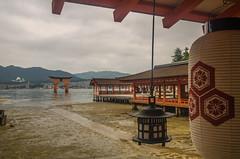 Itsukushima Torii From Shrine 2 (www78) Tags: miyajima japan itsukushima shrine