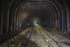 Lunar Craters (jgurbisz) Tags: jgurbisz vacantnewjerseycom dupontcladdingtunnel dupont tunnel underground decay nj newjersey abandoned ammunitions