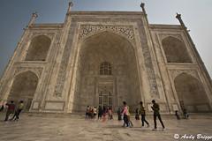 Taj Mahal (Pandster1981) Tags: a77 agra honeymoon india sigma1020mmf35exdchsm sonya77 tajmahal