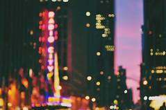 (Virginia G.) Tags: radiocity radiocitymusichall rockefellercenter manhattan newyork nyc unitedstates usa bokeh neon