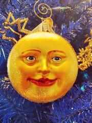Sol (Thad Zajdowicz) Tags: 366 365 christmas xmas ornament decoration holidays festive bright vivid vibrant zajdowicz sanmarino california cellphone aviary otorola droid turbo availablelight face pasadena