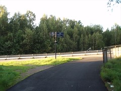 Near Angeredsbron (2008) (biketommy999) Tags: göteborg 2008 biketommy biketommy999 sverige sweden angeredsbron bro bridge hisingen