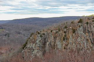 Sleeping Giant Cliffside