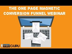 The One Page Magnetic Conversion Funnel Webinar (garry21) Tags: garry mclachlans online marketing success tips