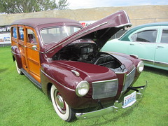 1941 Mercury Station Wagon (Hugo90-) Tags: station wagon mercury 1941 whidbey woodie