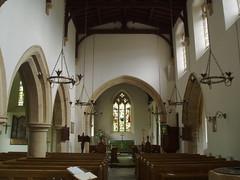 St Michael's, Whichford (Aidan McRae Thomson) Tags: church interior warwickshire whichford