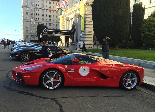 sanfrancisco california ferrari cavalcade 2015 ferraricavalcade2015 ferraricavalcade2015ferraricavalcadefairmontsanfrancisco