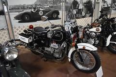 1970 Moto Guzzi Ambassador LAPD