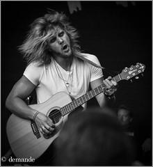 39 Slippery Affair Blind Date 2015 (Love M.D.) Tags: bw music white black festival rock concert blind guitar band glam sw date musik hairspray konzert weiss slippery affair schwarz gitarre 2015
