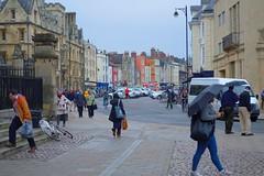 Broad Street - Oxford (fish.eye65) Tags: oxford broadstreet